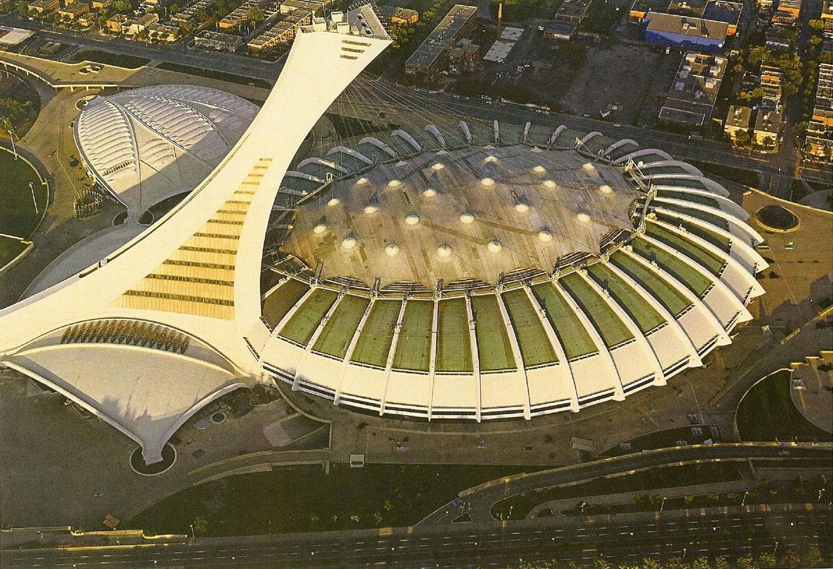 Parcul Olimpic, Montreal