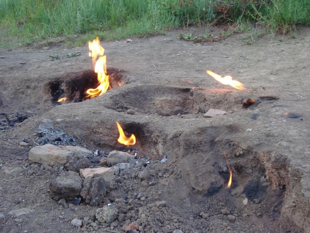 Pare de necrezut ca omul nu are nici o implicare in aceste focuri