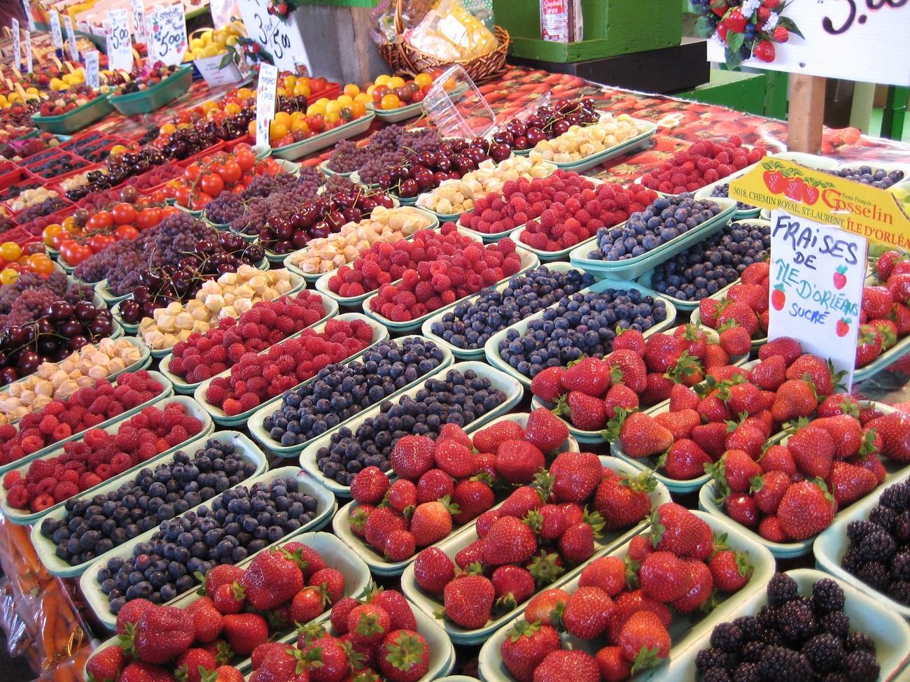Piaţa Jean Talon, Montreal