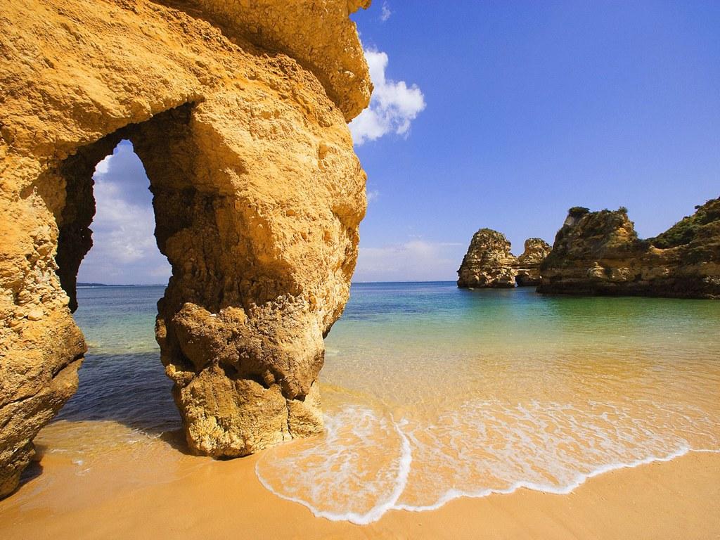 Plajele sunt absolut minunate in Portugalia