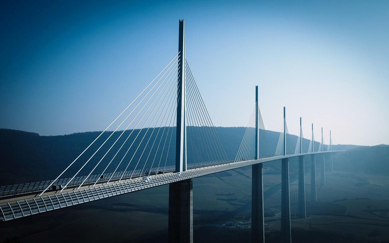 Podul Millau, Franţa