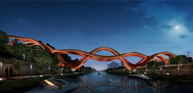 Changsha, o viitoare metropola in armonie cu natura