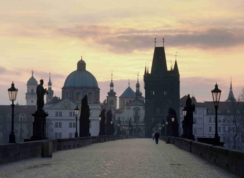 Praga, podul Carol