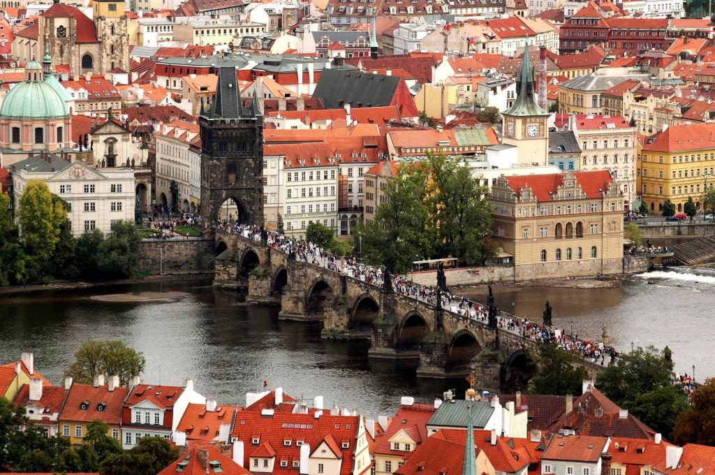Praga, un oraș plin de viață și culoare