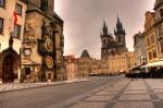 Praga, vechea primărie și Ceasul Astronomic din Praga