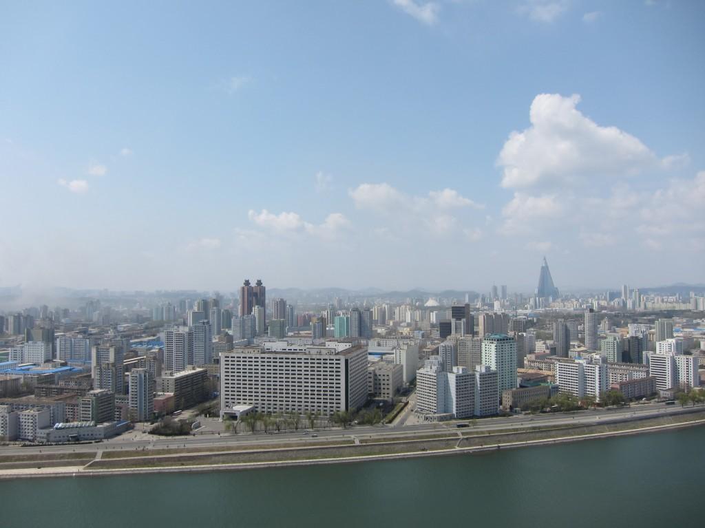 Pyongyang privire de ansamblu