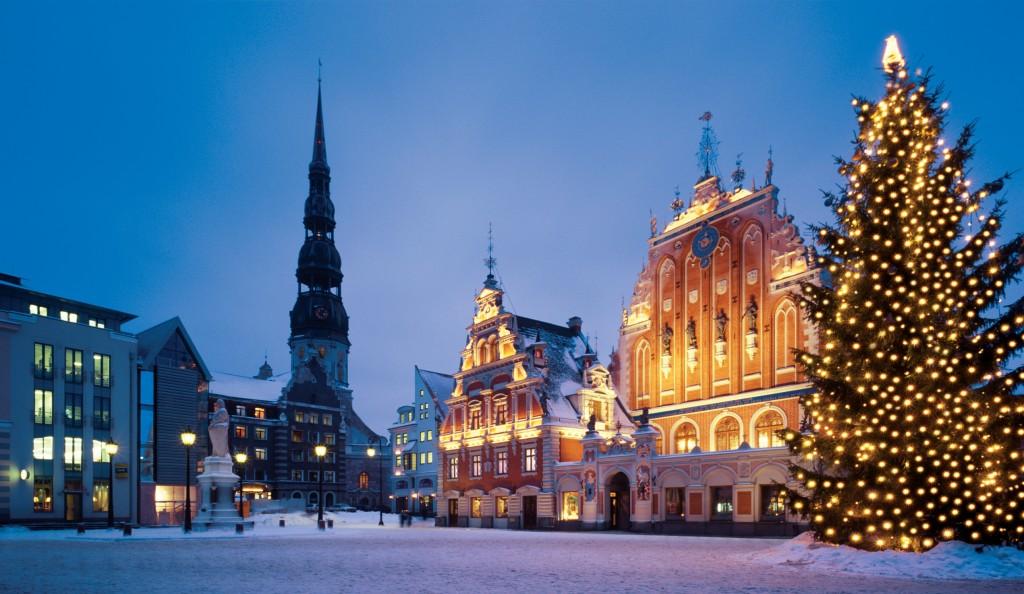 Riga de Crăciun