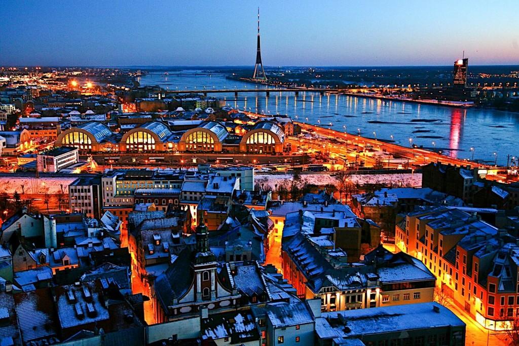 Riga noaptea