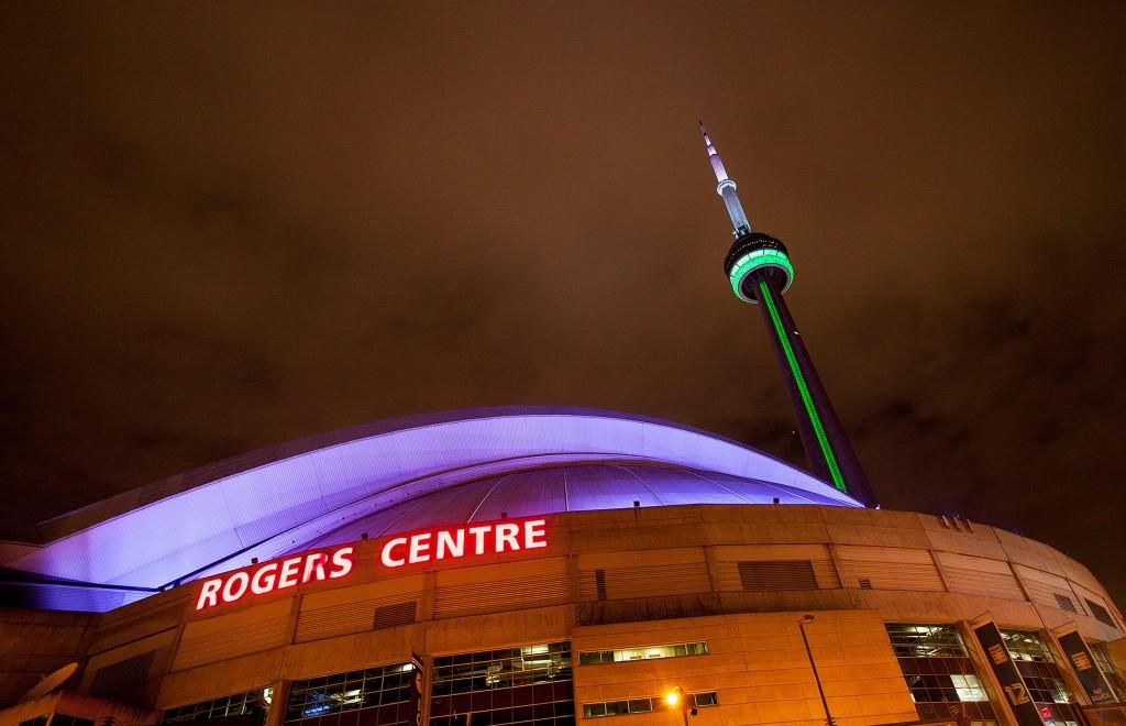 Rogers Centre si inaltimea sa turnul