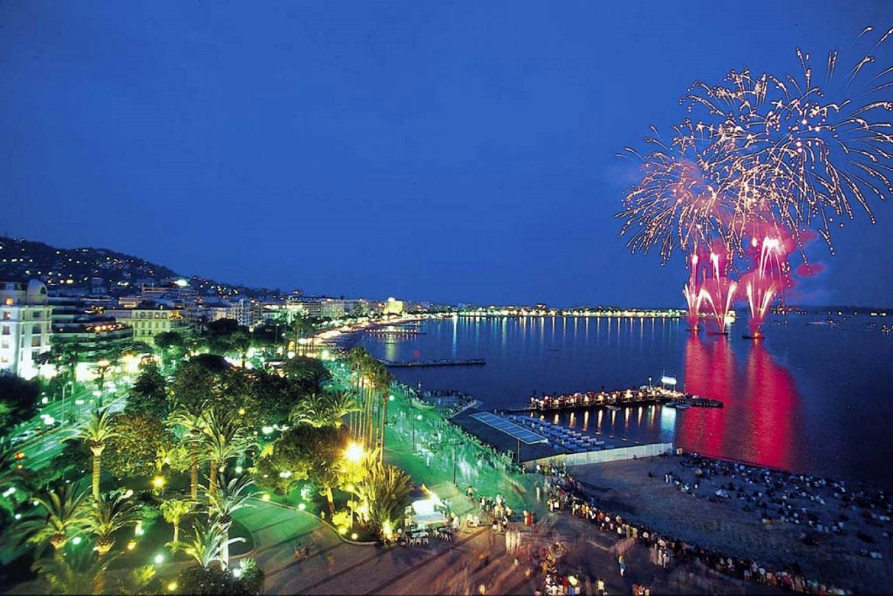 Serile de la Cannes se încheie deseori cu un deosebit foc de artificii