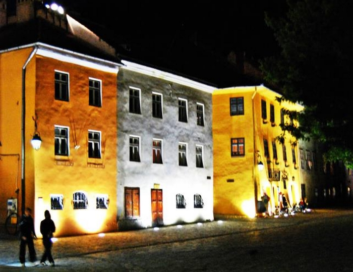 casa lui Vlad Tepes