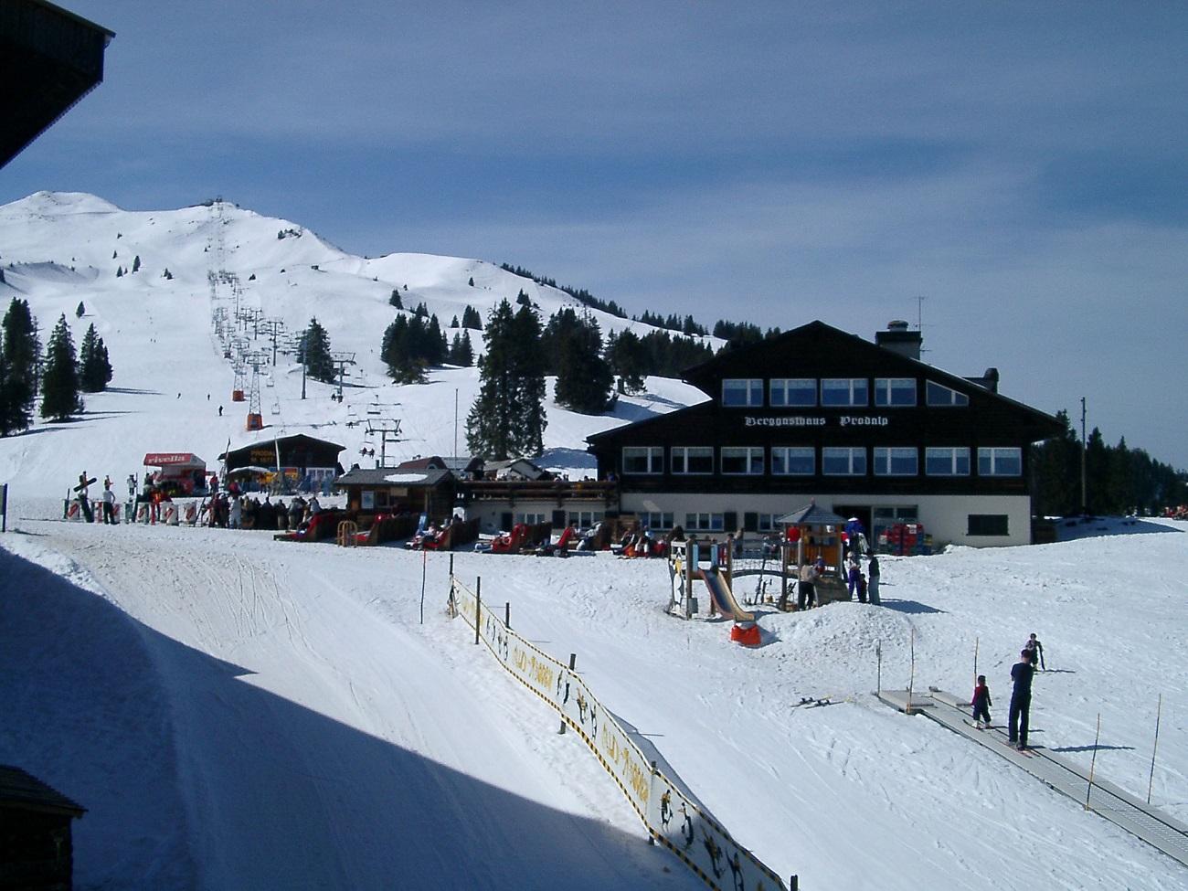 Ski în Flumserberg