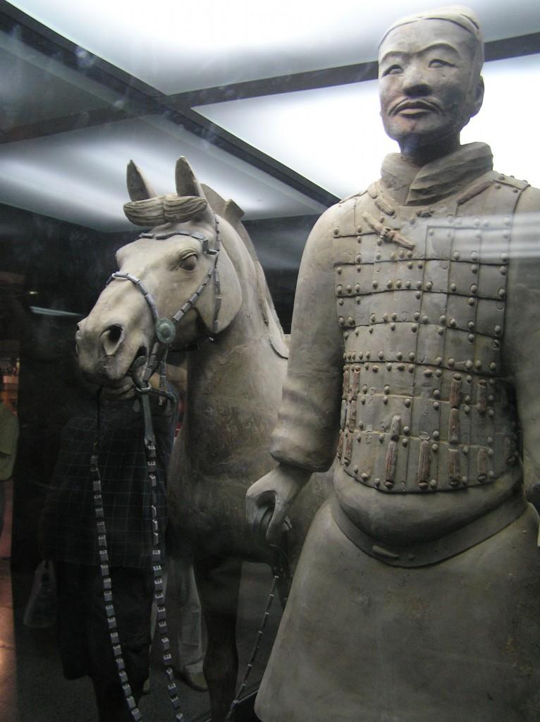 Soldat și calul săuSoldat și calul său