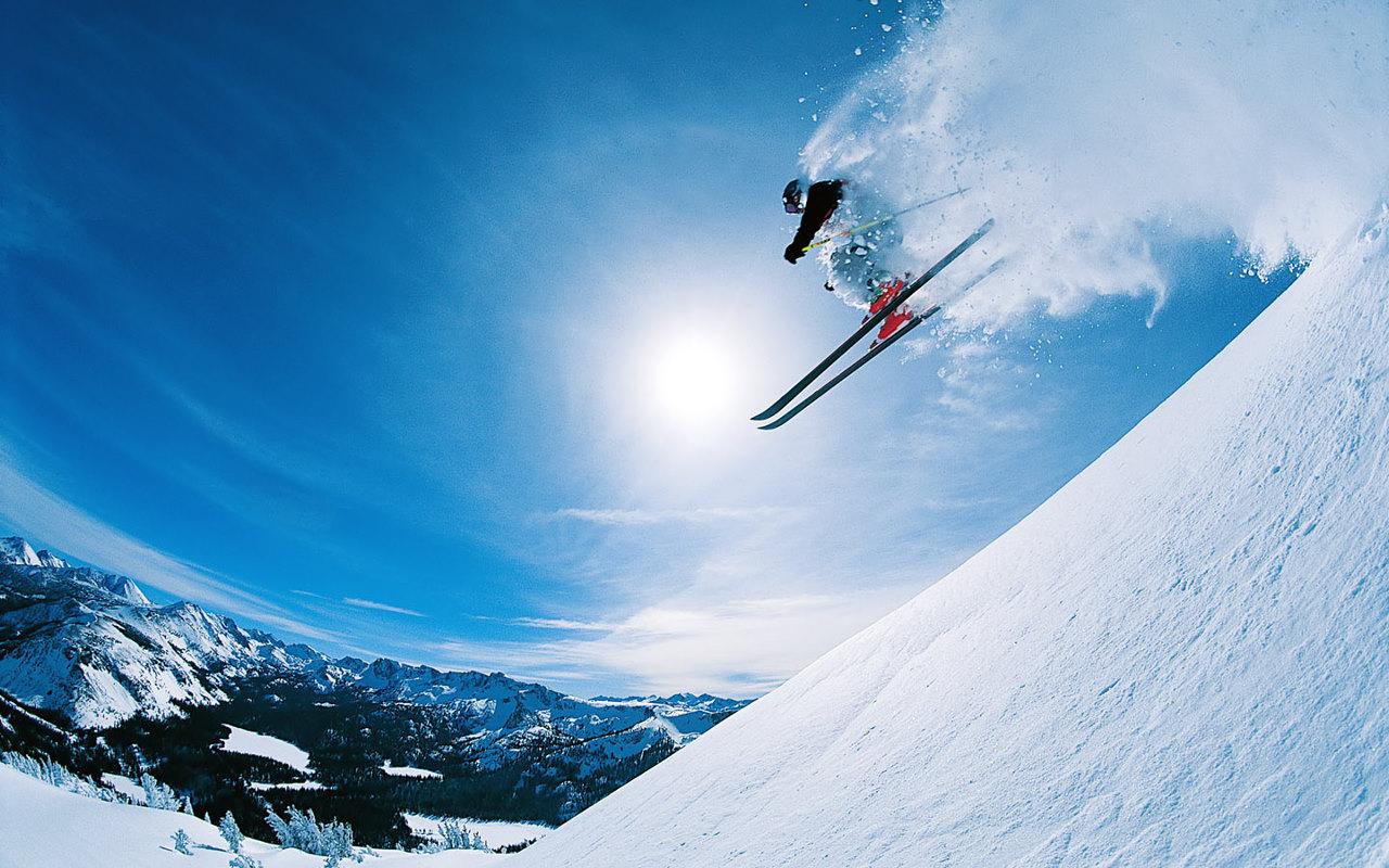 Sporturile de iarnă sunt punctul forte în Mont Blanc