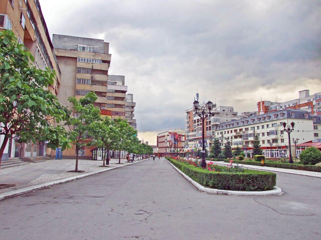 Târgu Jiu, un oraș curat și frumos