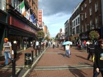 Talbot Street din Dublin