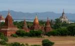 Temple religioase din Oraşul Bagan, Birmania