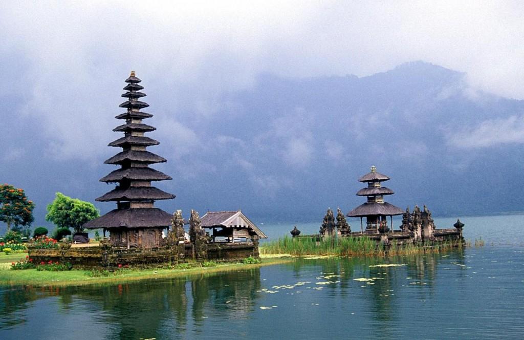Templu in Bali