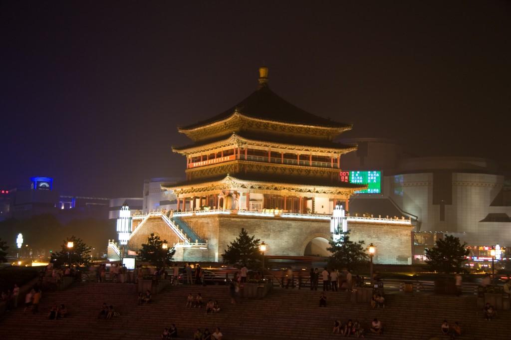 Turnul cu Clopot din Xian