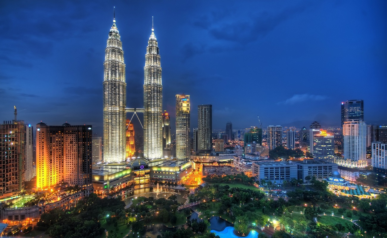 Turnurile Petronas, Kuala Lumpur