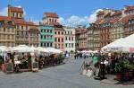 Varșovia, piață din Vechiul Oraș.jpeg