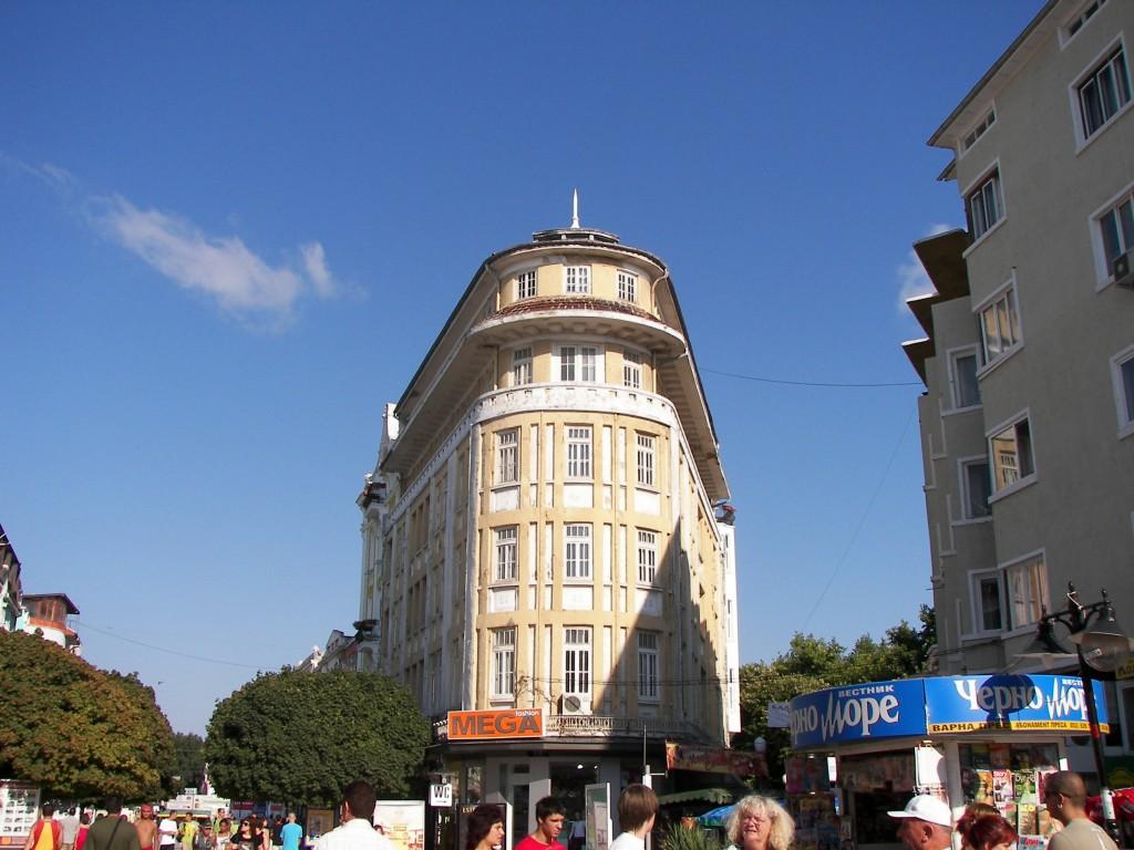 Varna, un oraș aglomerat