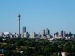 Verdeață cât cuprinde în capitala economică a Africii de Sud
