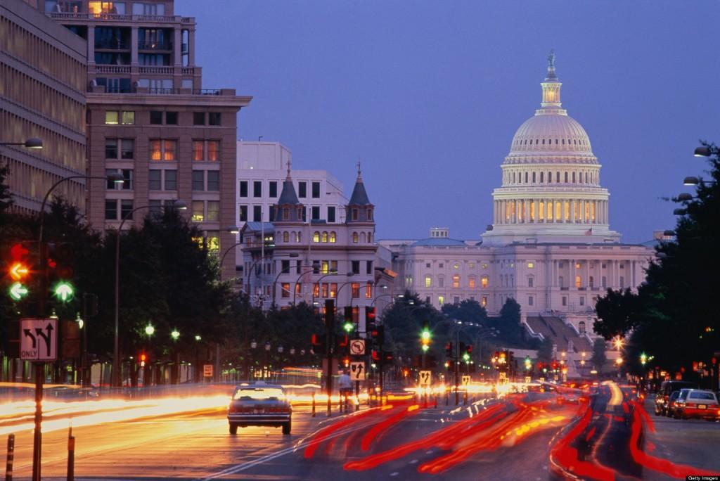 Washington DC noaptea