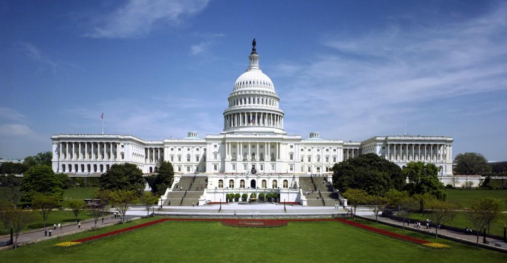 WashingtonDC, clădirea Capitoliului