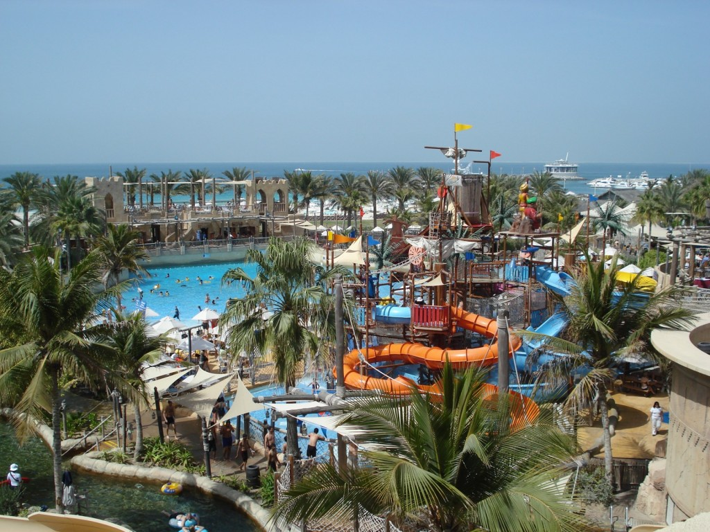Wild Wadi World Dubai