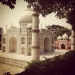 Windows of the World, Mausoleul Taj Mahal
