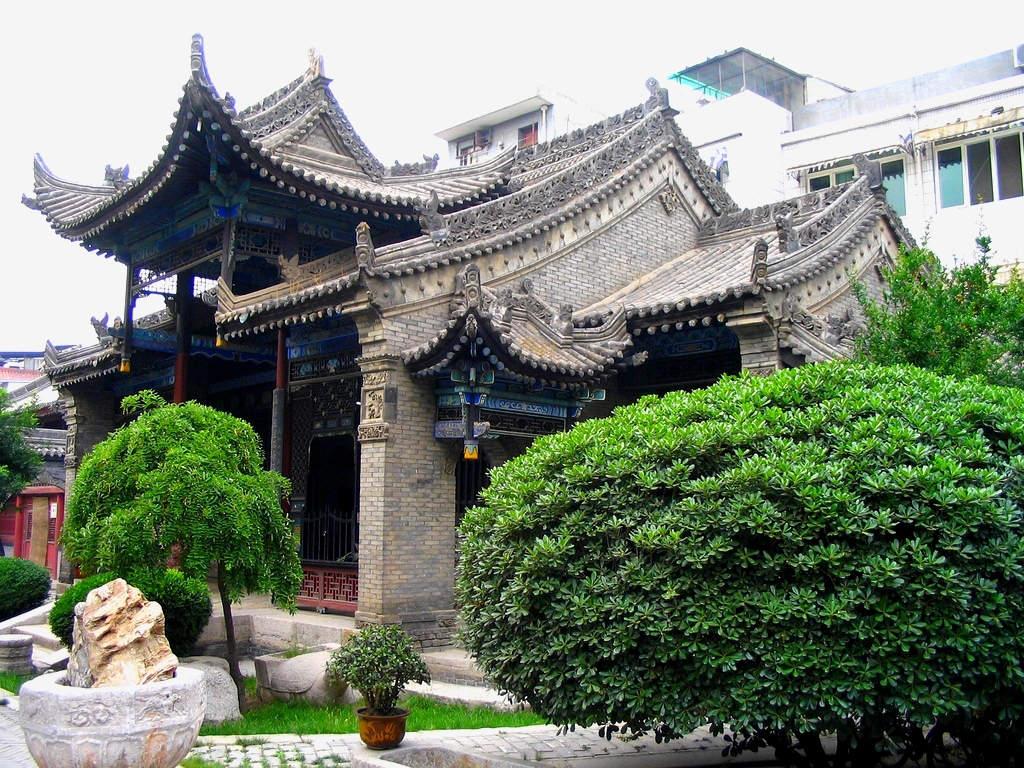Xian, frumusețe naturală și artă chinezeascăâ