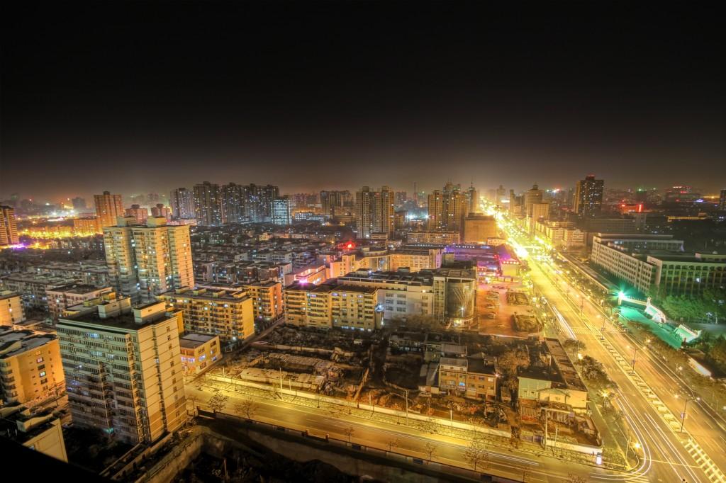 Xian noaptea
