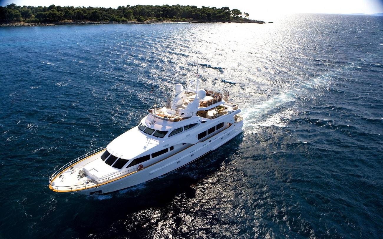 Yachturile scumpe nu sunt o raritate la Cannes