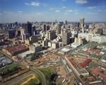 Johannesburg, un oraș tot mai aglomerat