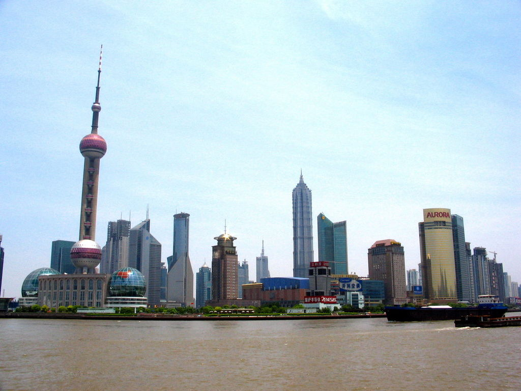 Shanghai, Oriental Pearl Tower