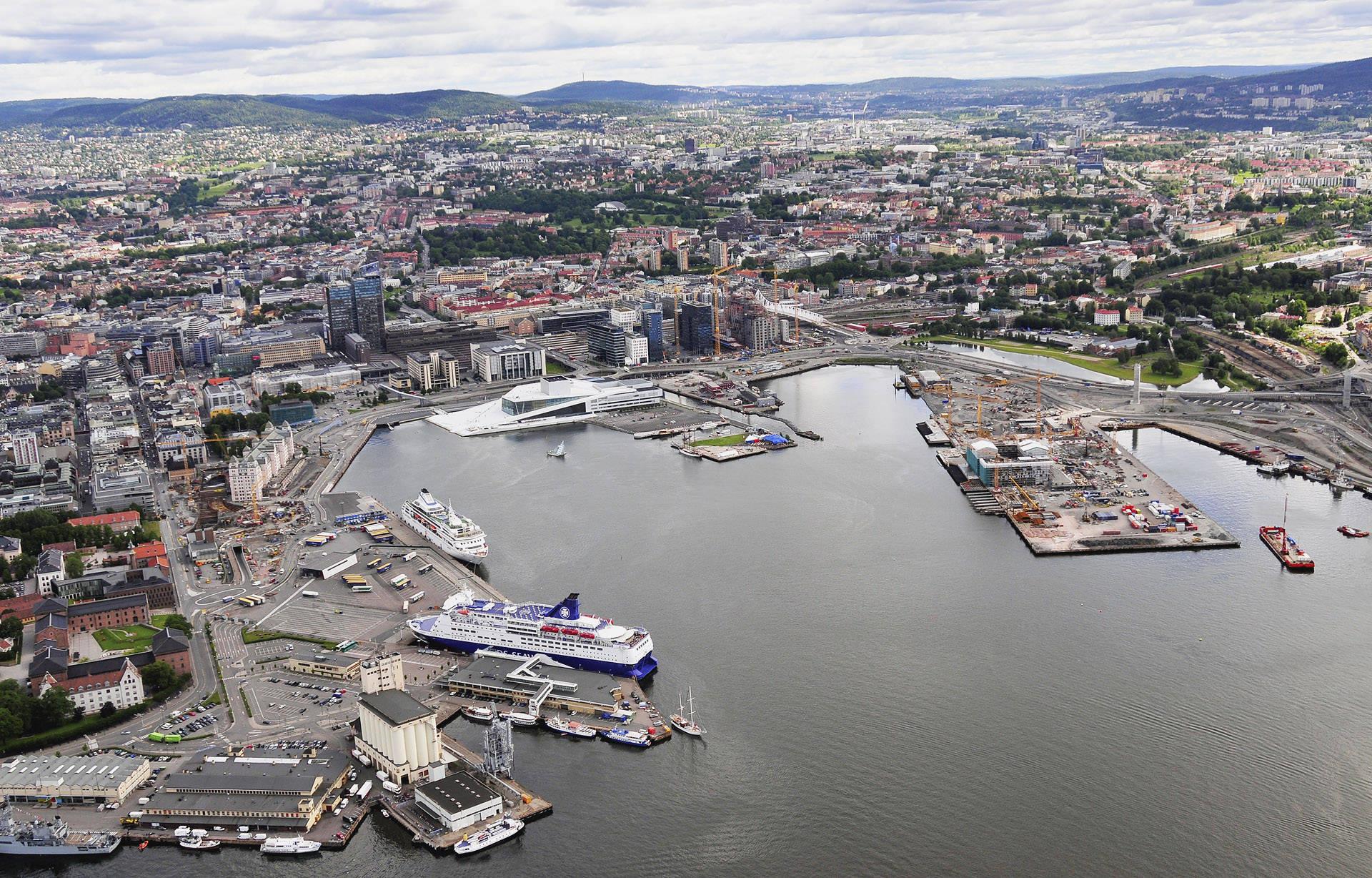 Oslo, important centru de şcoli maritime