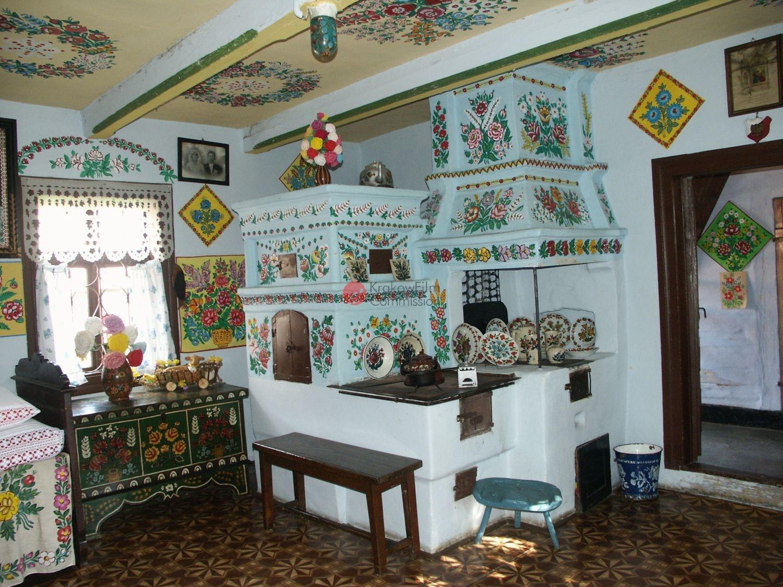 Casa Felicjei Curlyowa devenită muzeu