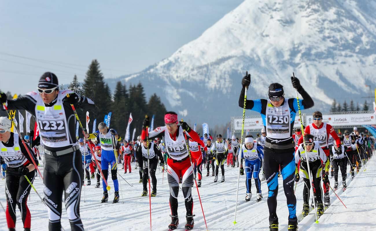 Staţiunea Seefeld, Jocurile Olimpice de Iarnă