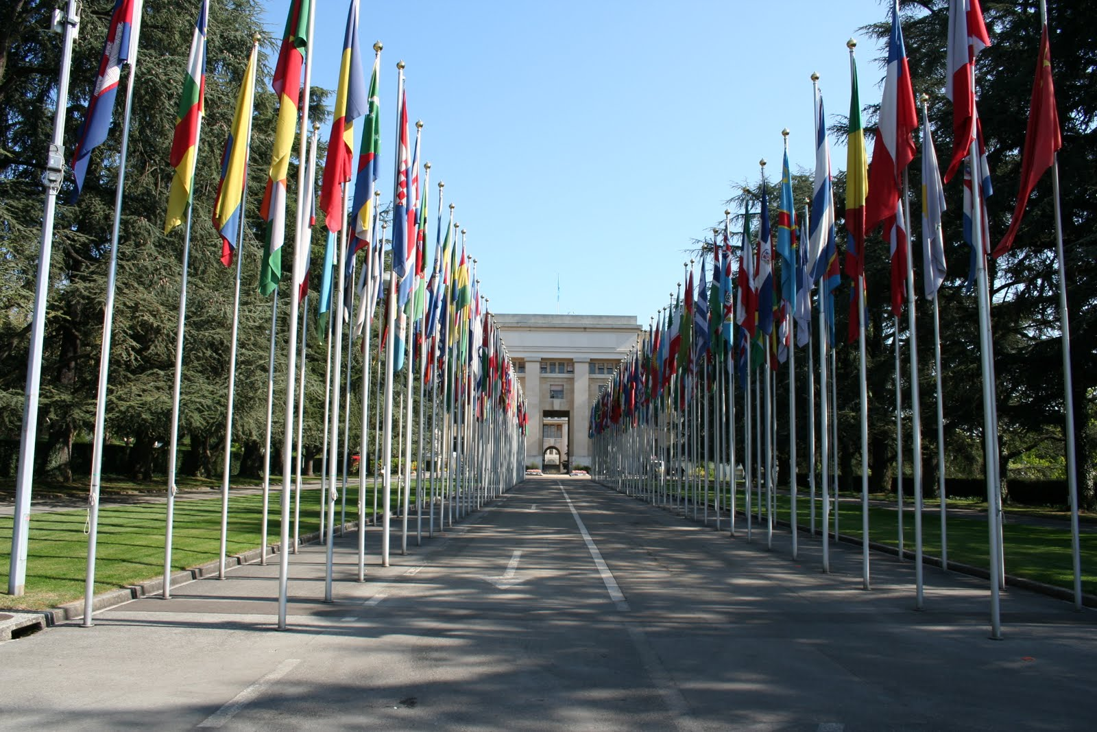 Geneva, Capitala Păcii şi a diplomaţiei