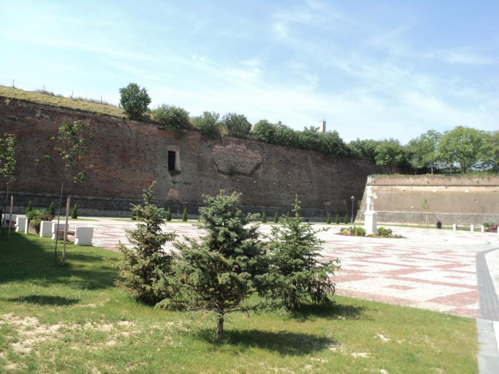 Alba Carolina, parte ce a nu a fost inca renovata