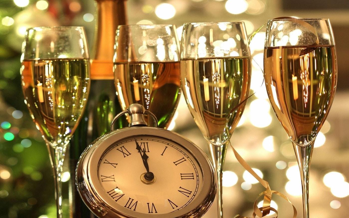 Anul Nou, un moment de bucurie