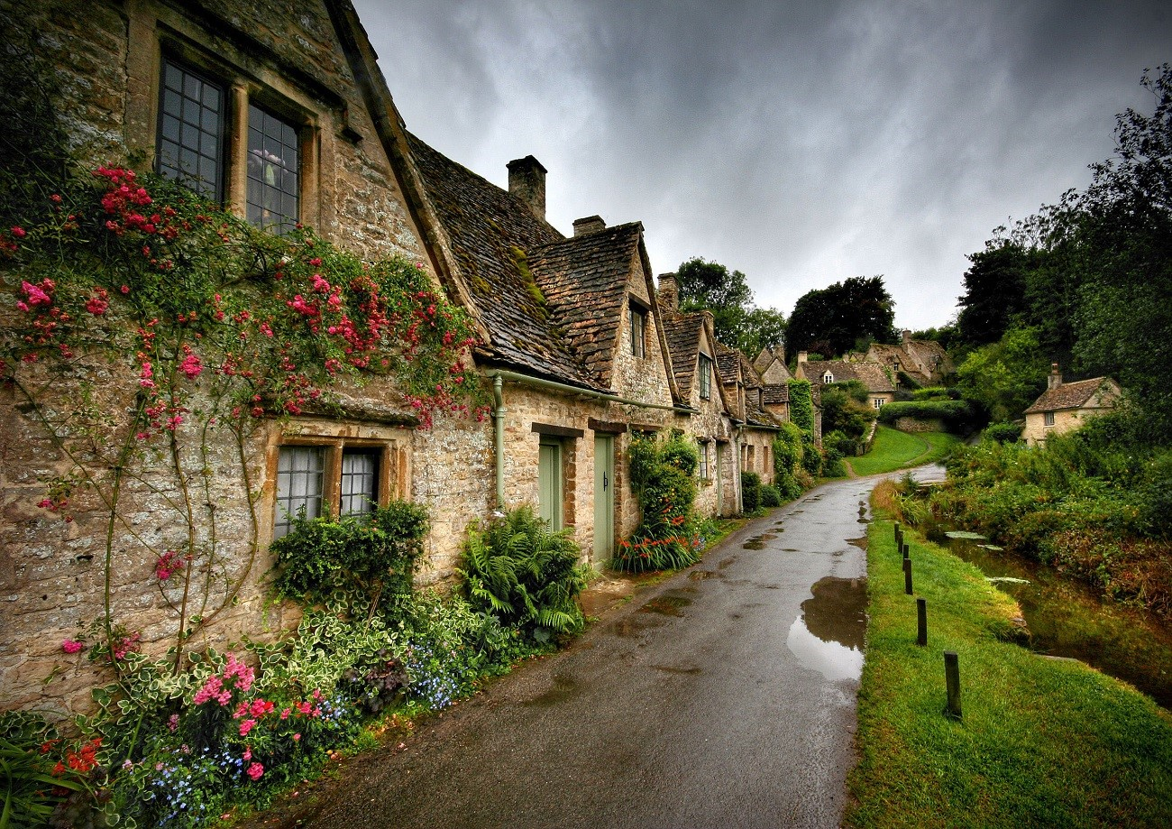 Arlington Row, Bibury