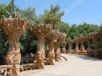 Astăzi, Parcul Guell este o zonă cu o vegetație foarte bogată
