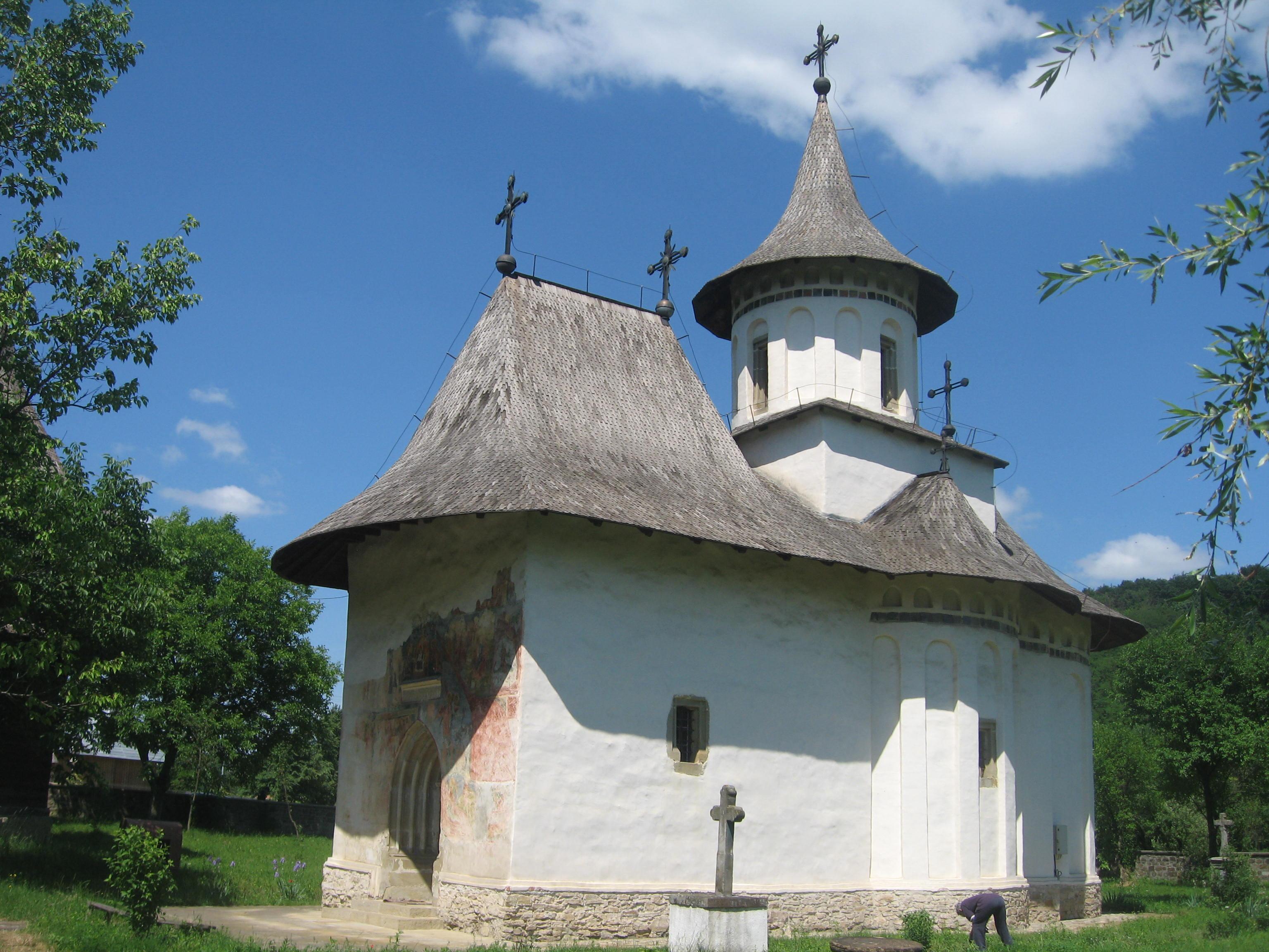 Biserica Arbore, de vizitat alături de Mânăstirile din Nordul Moldovei
