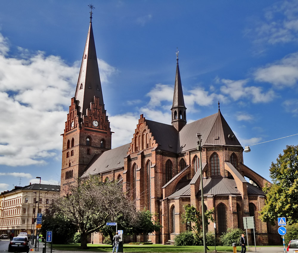 Biserica Sfântul Petri, Malmo