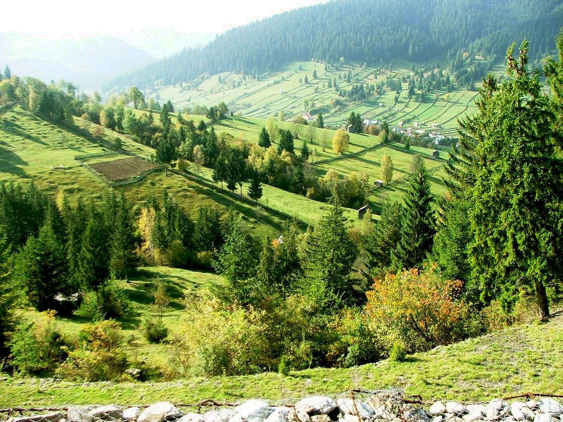 Bucovina, în drum spre Mânăstirile din Nordul Moldovei