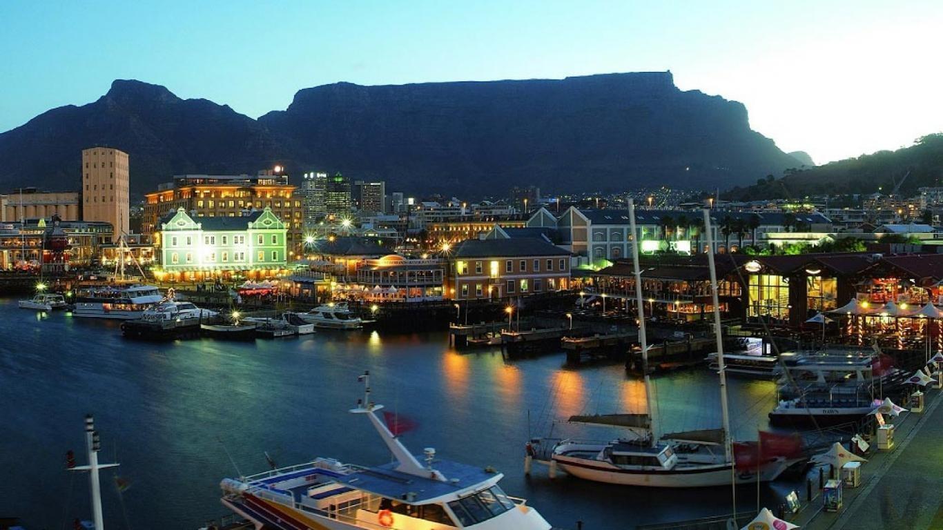 Cape Town, oraș-port