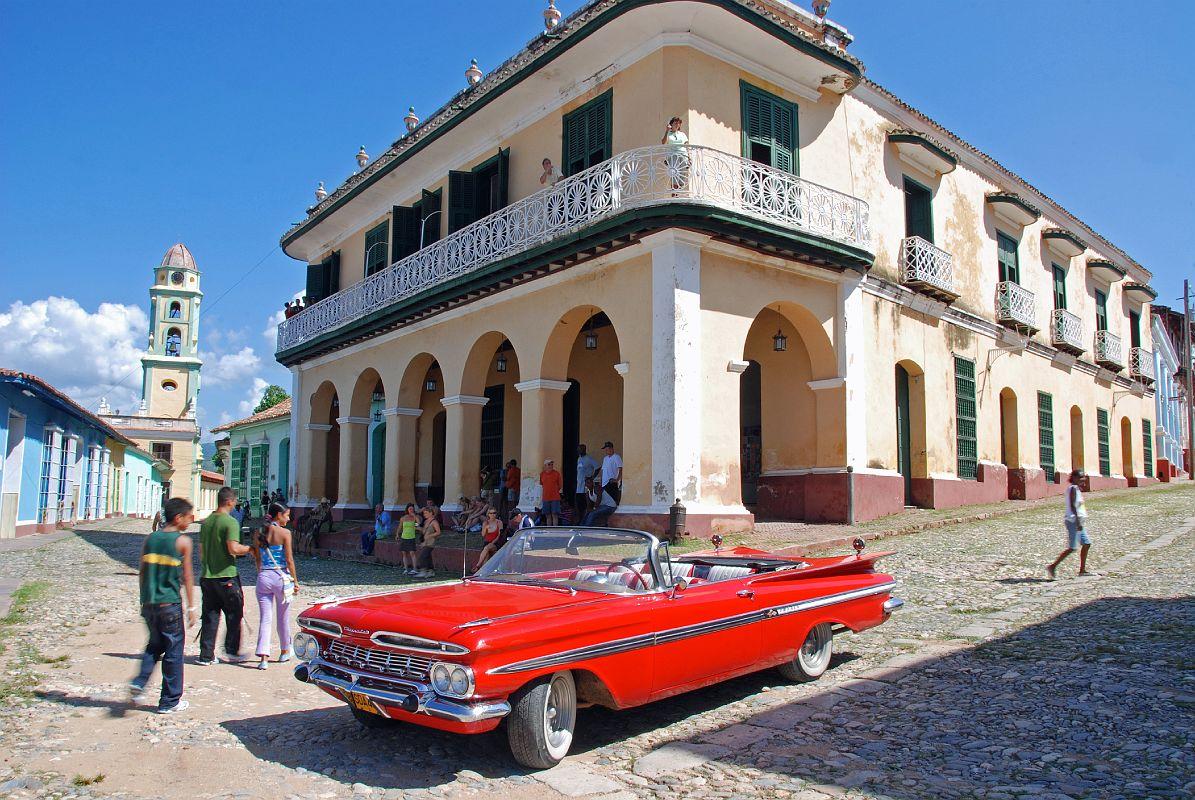 Apus de soare în Cuba