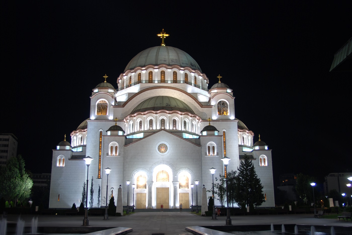 Catedrala Sfântul Sava, Belgrad